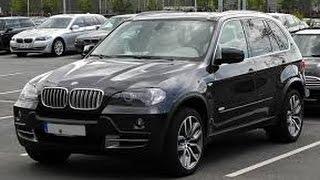 Преследование угнанного BMW X5