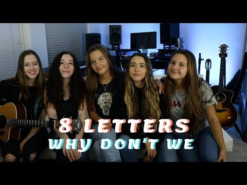8 Letters - Why Don't We (Acoustic Cover by sønder)