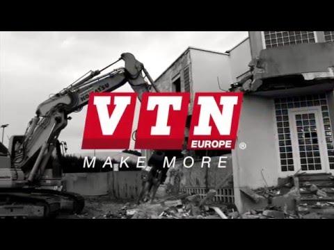 Video Multifunkční rychloupínací drtící nůžky VTN série CK