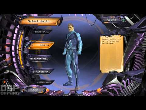 PS4 Launch Day - DC Universe Online gameplay pt1