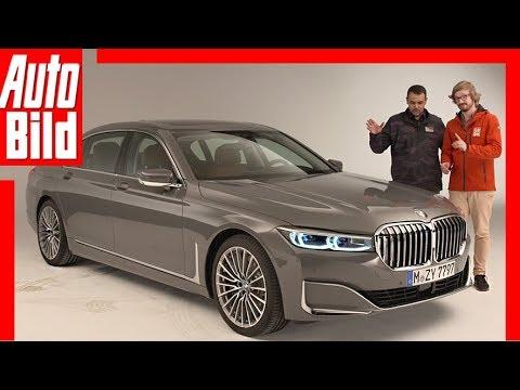 Bmw 7er Facelift 2019 Vorstellung Sitzprobe Details