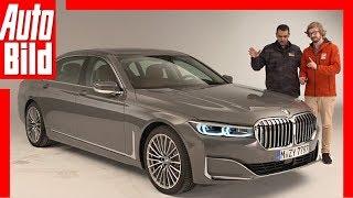 BMW 7er Facelift (2019) Vorstellung / Sitzprobe / Details