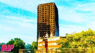 Survivors Of London Grenfell Tower Fire To People: STOP TAKING SELFIES
