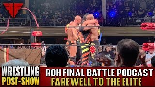 ROH Final Battle 2018 Full Show Review & Results | ELITE