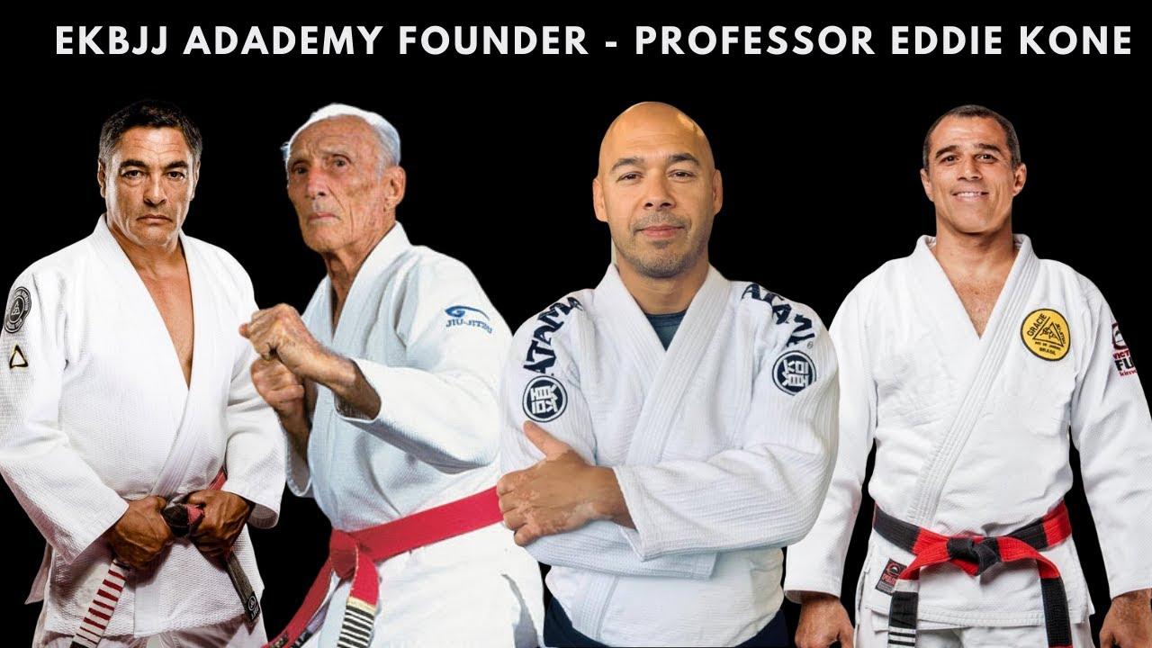 Training With The Founders Of Brazilian Jiu Jitsu