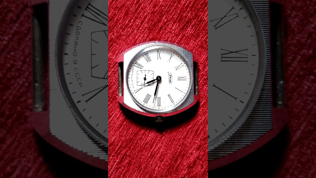 Часы наручные мужские механические ссср youtube