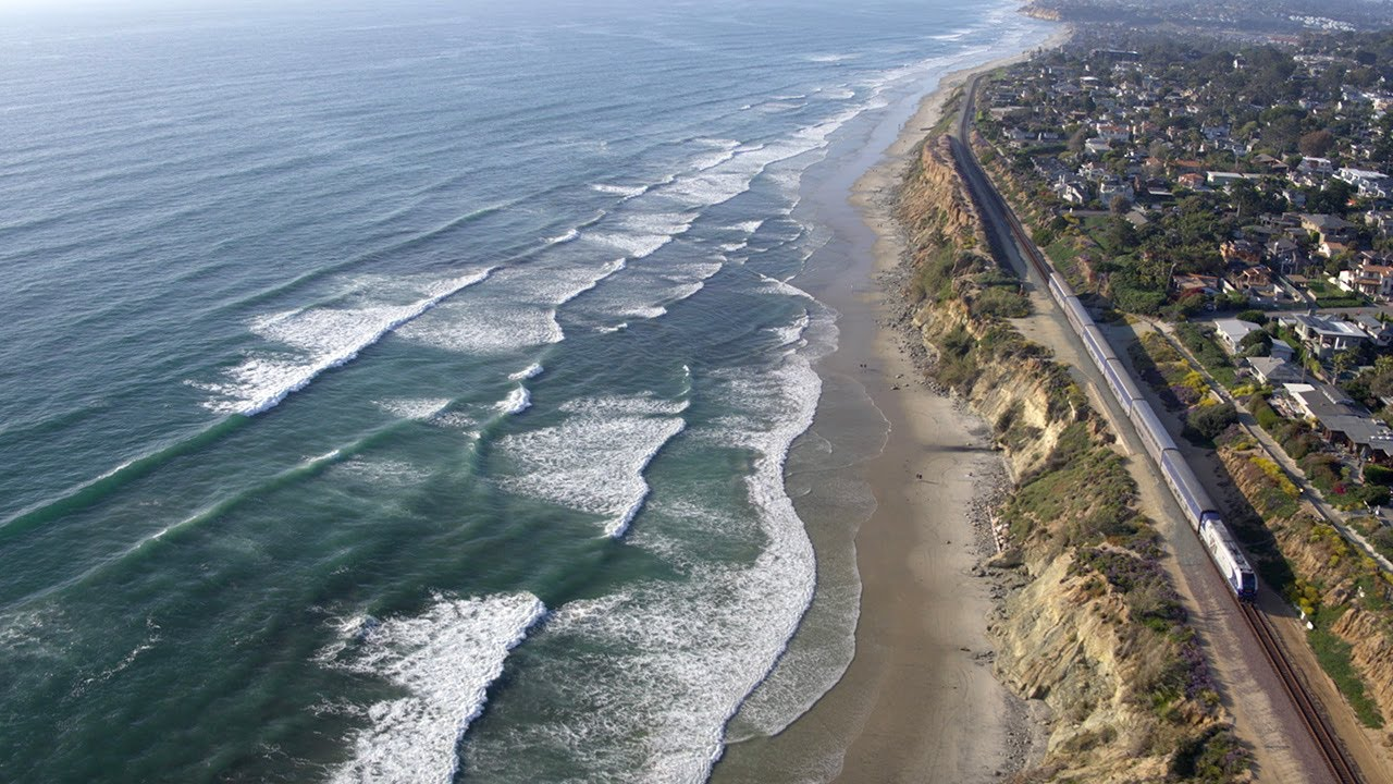The Pacific Surfliner is Here for You