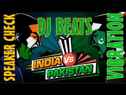 India Vs Pakistan DJ Competition Mix Dialogues 2018 Speaker Check