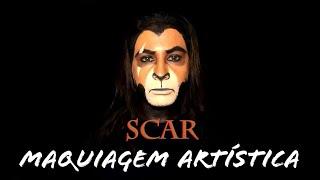Scar - Maquiagem Artística
