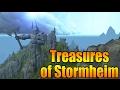 Small Treasure Chest - Stonescar Gorge (Stormheim 42.3 61.1)