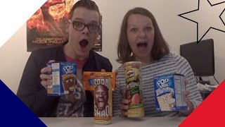 DUTCH STUDENTS TRY AMERICAN CANDY & SWEETS | DANNY EXPERIMENTS #3