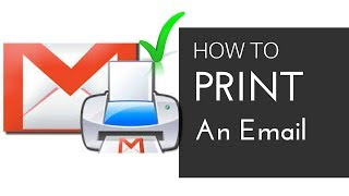 How to print an email | easy steps and detailed