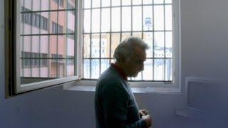 Alt und kriminell: Deutsche Rentner hinter Gittern
