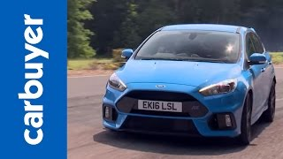 Ford Focus RS in-depth review - Carbuyer