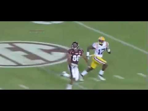 Morris Claiborne interception