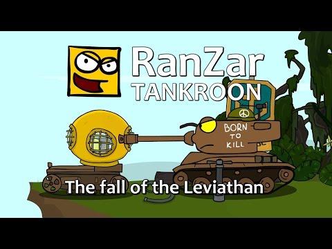 Tanktoon: The fall of the Leviathan. RanZar