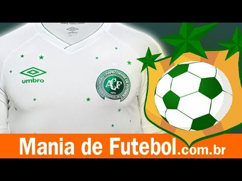 Camisa Chapecoense 17 18 Edição Especial Umbro - YouTube 38ac8f154d88e