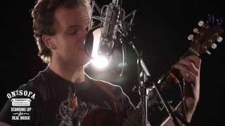 Luke Concannon (Nizlopi) - JCB Song - Ont Sofa Prime Studio Sessions