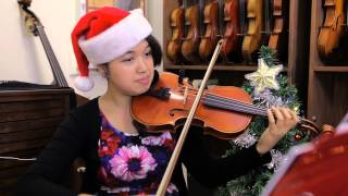 Video SSC Plays Christmas Music for Violin, Viola & Cello! download MP3, 3GP, MP4, WEBM, AVI, FLV November 2018