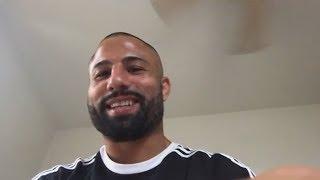 John Makdessi Talks Ross Pearson, Training at Roufusport & Big Money Fights