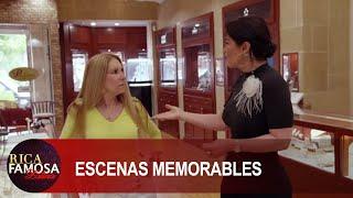 NIURKA ME PREPARA UNA TRAMPA | Rica Famosa Latina | Escenas Memorables