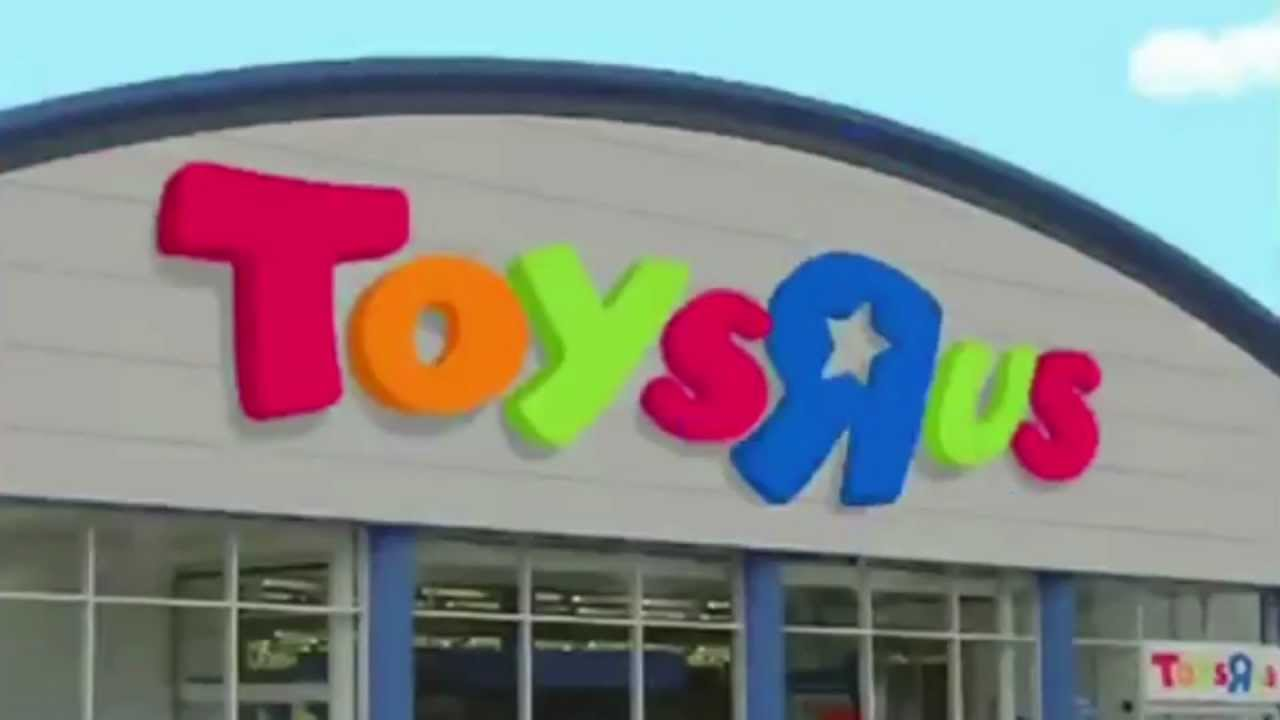 Toys R Us Theme Metal Punk Version Youtube