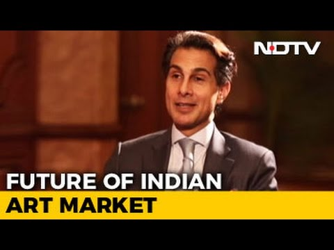 Christies Amin Jaffer On The Future Of Indias Art Market
