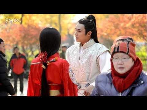 Princess of Lan Ling Filming 1