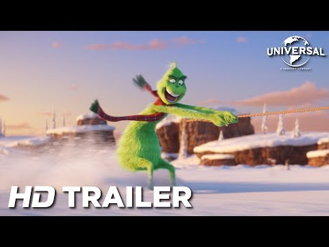 The Grinch International Full online (Universal Pictures) HD
