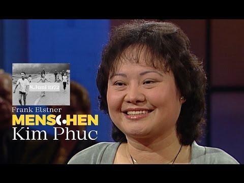8Juni 1972, Vietnam-Kriegsopfer - Kim Phuc | Frank Elstner Menschen