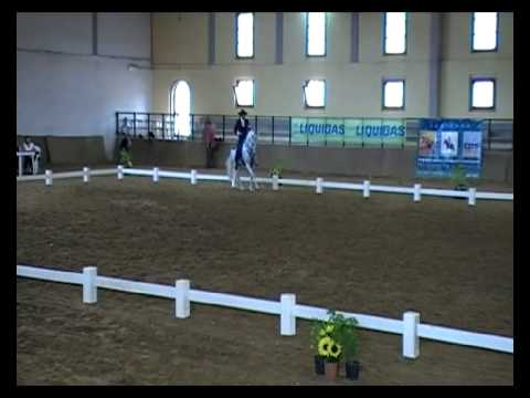 Ubrique - Dressage Section - European Working Equitation Championships - Sardinia 2008