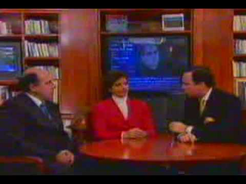 Programa Show Business entrevista Amilcare Dallevo Jr 1999 PART 1