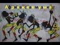 Африканский барабан музыка, инструментальная музыка. African drums.