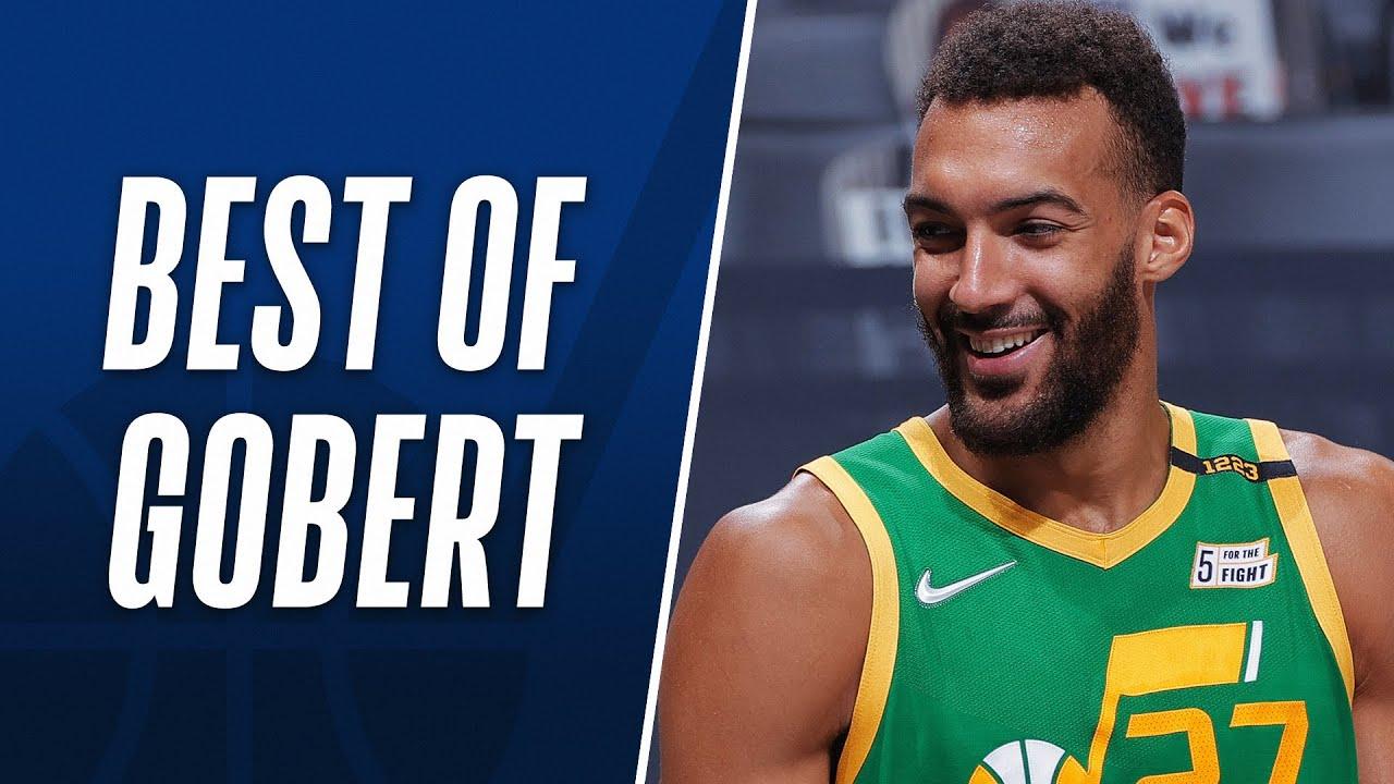 The Best Of Rudy Gobert   2020-21 Regular Season