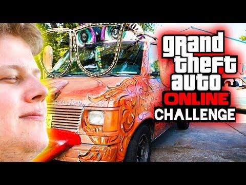 Was ist DAS denn für ein Auto? 🎮 GTA Grand Theft Auto Online #207