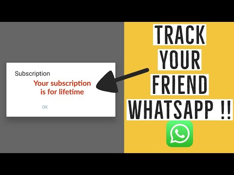 Track your Friend or Gf/Bf whatsapp !! Lifetime trick 🔥🔥🔥|| 1000% working || THE INDIAN