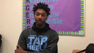 ICTV: Leaky Black Ready to Make an Impact at UNC