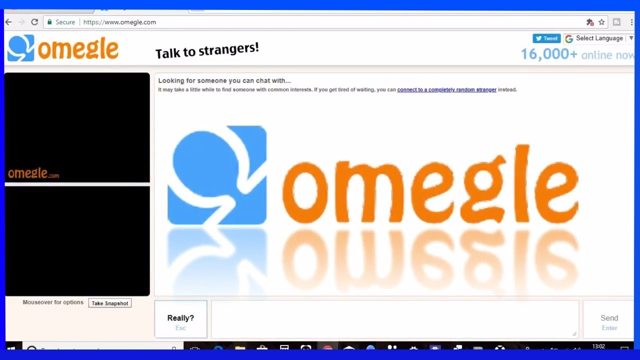 What Is Omegle Com And How To Use Online Website