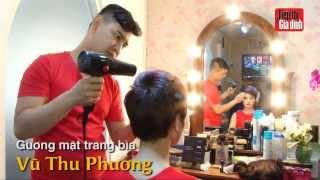 Người mẫu Vũ Thu Phương định danh với nghề thiết kế_TT&GĐ 1/2014