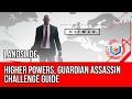 Hitman - Higher Powers, Guardian Assassin Challenge Guide (Landslide)