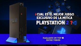 ¿Cual es el mejor juego ¡EXCLUSIVO! de la mítica Playstation 2? | Hagamos un TOP 10 entre todos