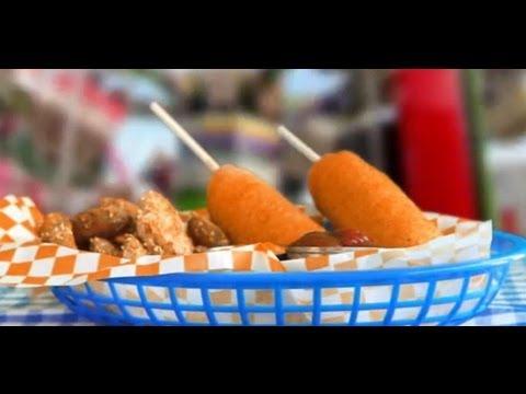 How to Make Corn Dogs | Fair Food | Allrecipes.com