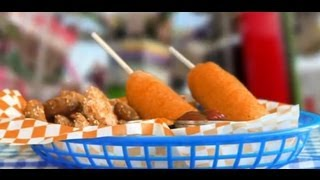 Fair Food - How to Make Corn Dogs