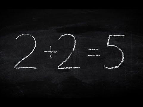 Ответы@: Прикол с числами.