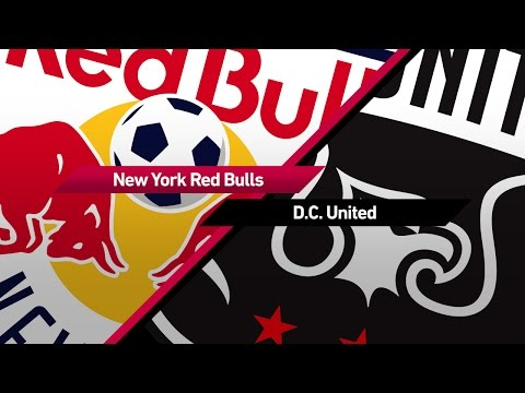 HIGHLIGHTS | New York Red Bulls vs. D.C. United | April 15, 2017