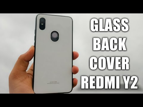 Redmi Y2 | ORIGINAL GLASS BACKCOVER | MI GLASS COVER | REDMI Y2 GLASS COVER | MI