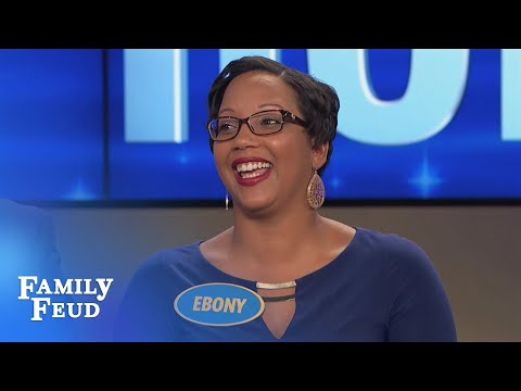 Does Steve Harvey have MIND CONTROL?   Family Feud