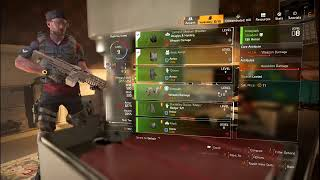 THE DIVISION 2 LIVE STREAM GAMEPLAY