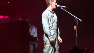 JAMES BLUNT - No Tears - Hamburg 04/03/2014