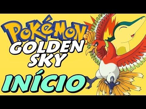 do pokemon goldensky em portugues